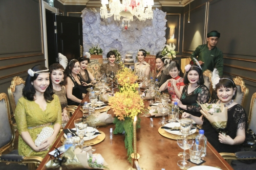 Private-in-Style Party at Le Royal Saigon