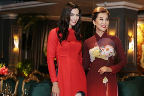 ARTISTS AND ENTREPRENEURS GATHER AT LE ROYAL SAIGON'S GRAND OPENING CEREMONY