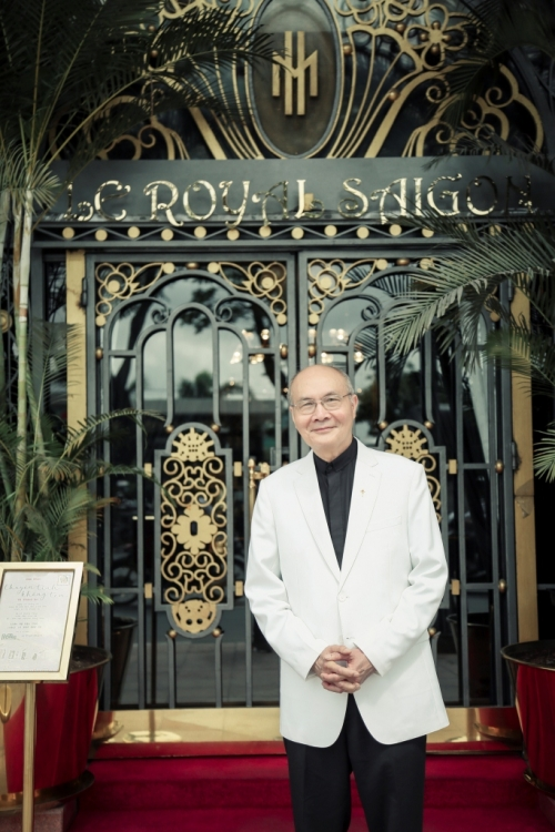 Composer Vu Thanh An will hold a private music night at Le Royal Saigon.